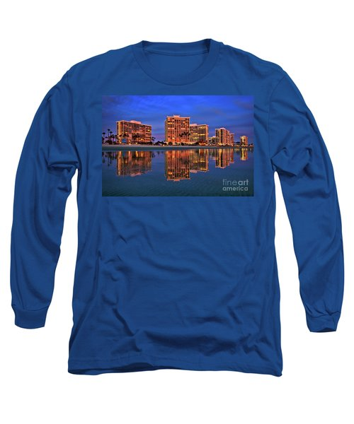 Coronado Glass Long Sleeve T-Shirt