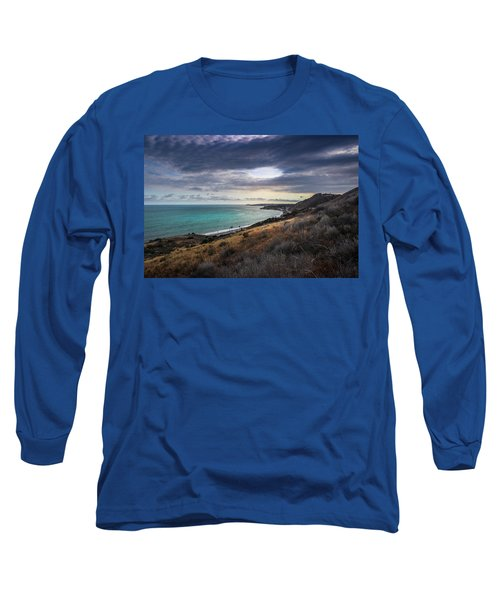 Corral Canyon Malibu Trail Long Sleeve T-Shirt