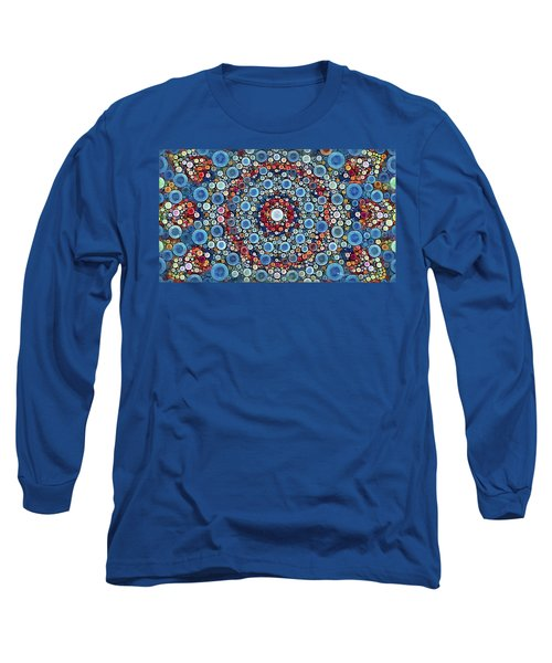 Cosmic Drift Long Sleeve T-Shirt