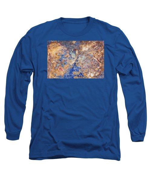 Couleurs De Cuivre II Long Sleeve T-Shirt by Karen Stephenson