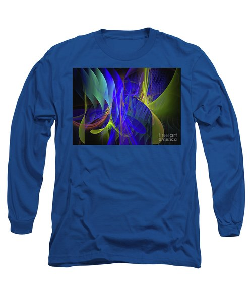 Crescendo Long Sleeve T-Shirt by Sipo Liimatainen