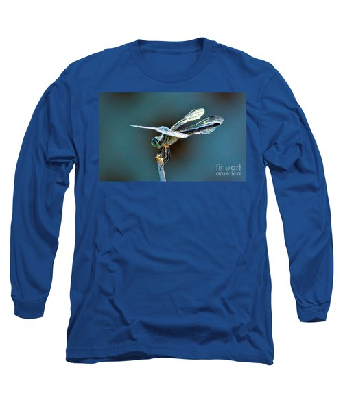 Crystal Wings Long Sleeve T-Shirt