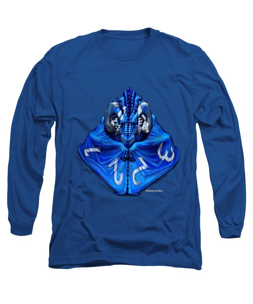 D4 Dragon T-shirt Long Sleeve T-Shirt