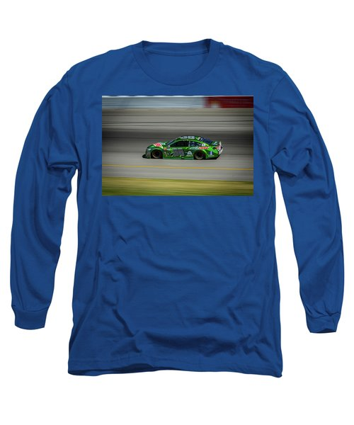 Dale Earnhardt At Mis 2017 Long Sleeve T-Shirt