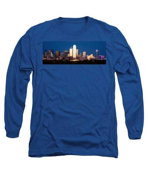 Dallas Golden Pano Long Sleeve T-Shirt