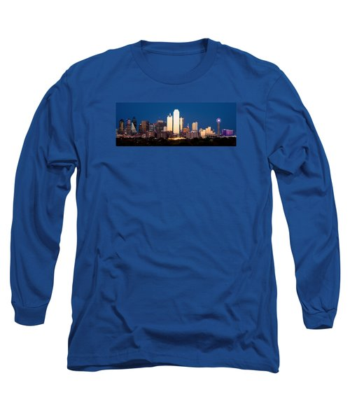 Dallas Golden Pano Long Sleeve T-Shirt