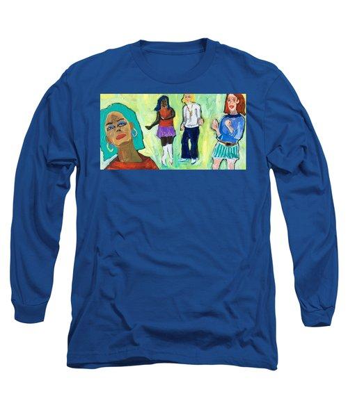 Dance Club A-go-go Long Sleeve T-Shirt
