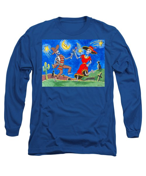 Dance Of The Dead Long Sleeve T-Shirt
