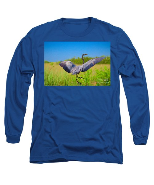 Dancing In The Glades Long Sleeve T-Shirt