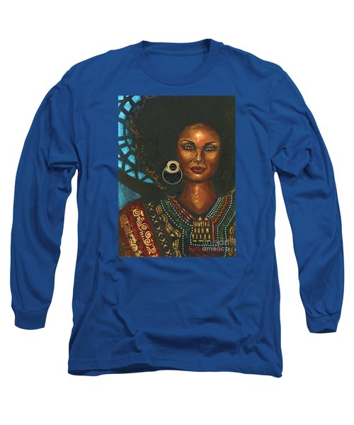 Dashiki Long Sleeve T-Shirt