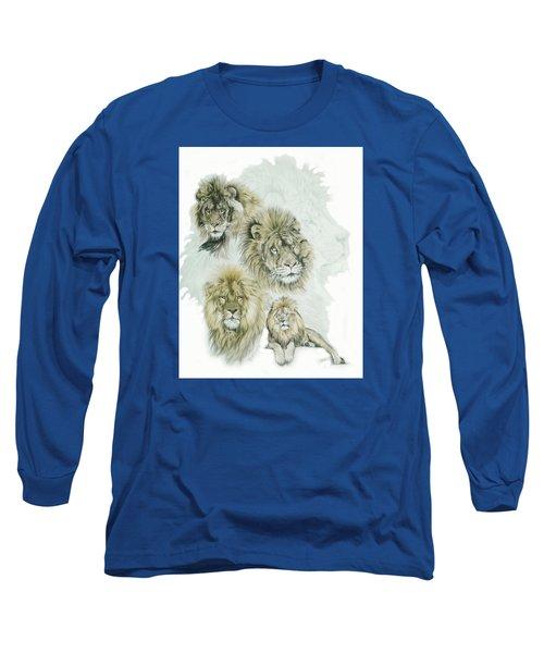 Dauntless Long Sleeve T-Shirt by Barbara Keith