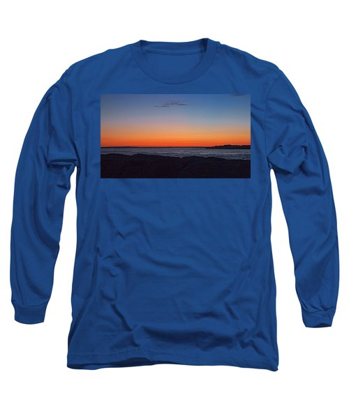 Long Sleeve T-Shirt featuring the photograph Days Pre Dawn by  Newwwman