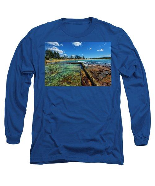 Dee Why Rock Pool Long Sleeve T-Shirt