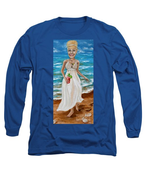 Dee With Her Bloody Mary Long Sleeve T-Shirt
