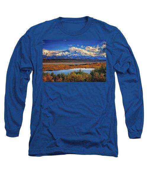 Denali, The High One Long Sleeve T-Shirt