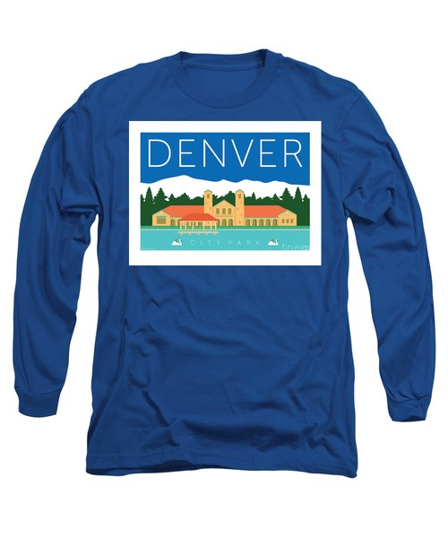 Denver City Park Long Sleeve T-Shirt