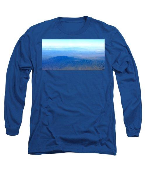 Desert Blues Long Sleeve T-Shirt