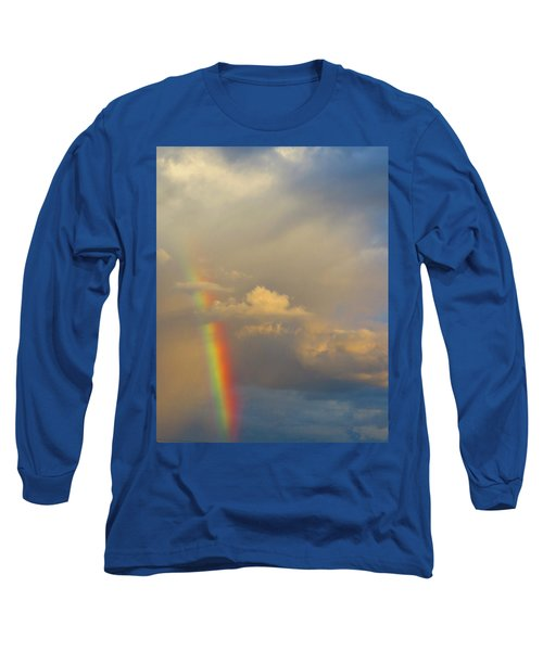 Desert Rainbow Long Sleeve T-Shirt