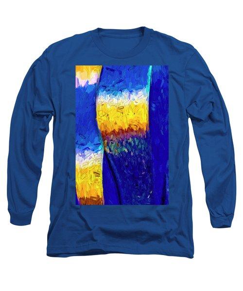Long Sleeve T-Shirt featuring the photograph Desert Sky 1 by Paul Wear