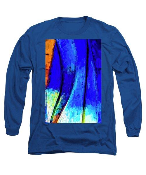 Long Sleeve T-Shirt featuring the photograph Desert Sky 2 by Paul Wear