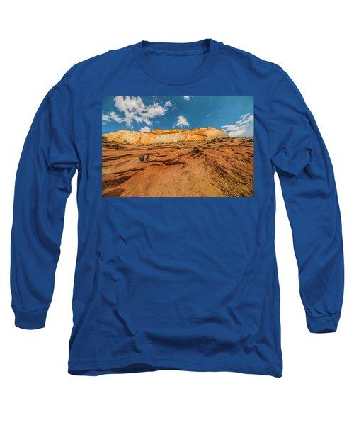 Desert Solitaire With A Friend Long Sleeve T-Shirt