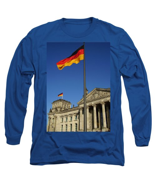 Deutscher Bundestag Long Sleeve T-Shirt