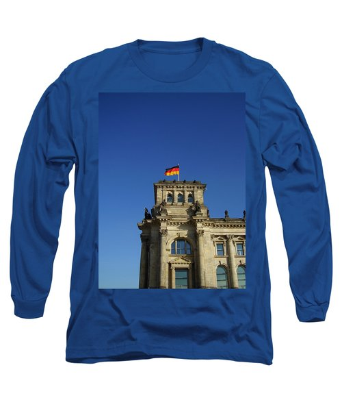 Deutscher Bundestag II Long Sleeve T-Shirt