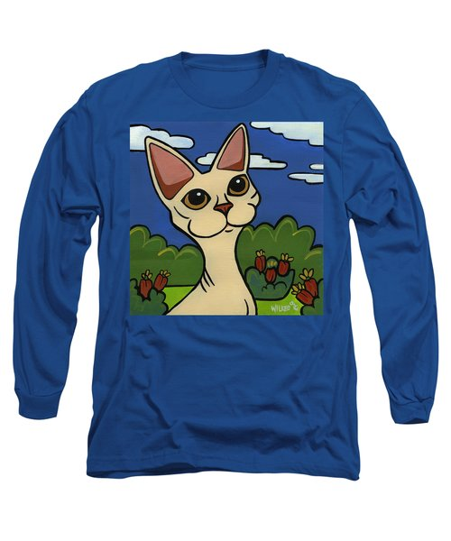 Devon Rex Long Sleeve T-Shirt