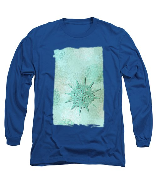 Diamond Dust Long Sleeve T-Shirt by AugenWerk Susann Serfezi
