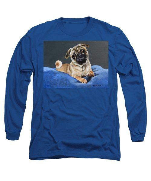 Did You Say Treats Long Sleeve T-Shirt by Phyllis Beiser