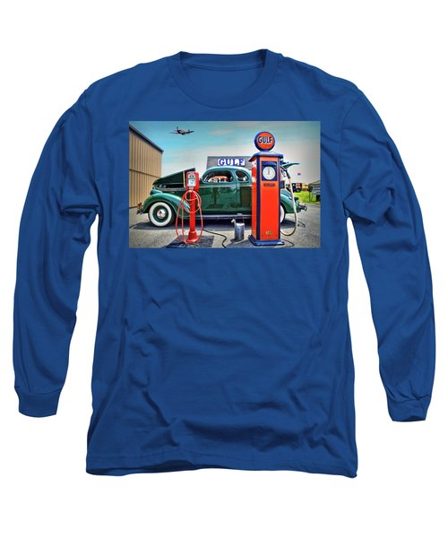 Ding Ding For Service Long Sleeve T-Shirt