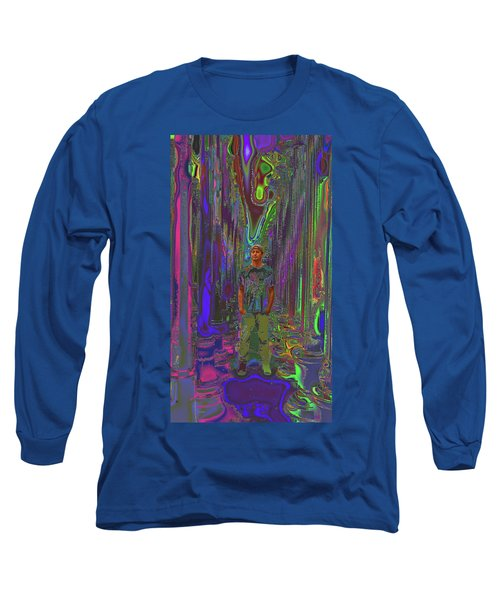 Director - Ramon Garcia Long Sleeve T-Shirt