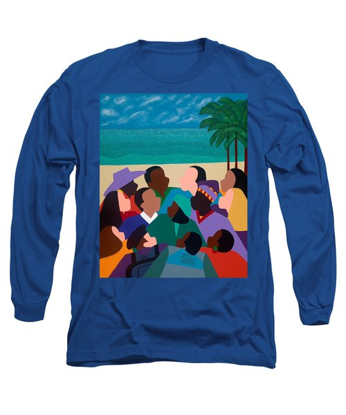 Diversity In Cannes Long Sleeve T-Shirt