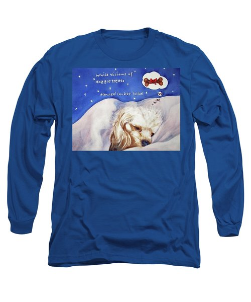 Doggie Dreams Long Sleeve T-Shirt
