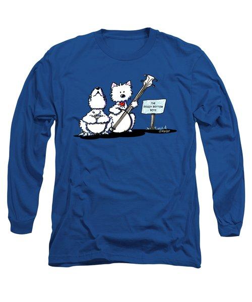 Doggy Bottom Boys Long Sleeve T-Shirt