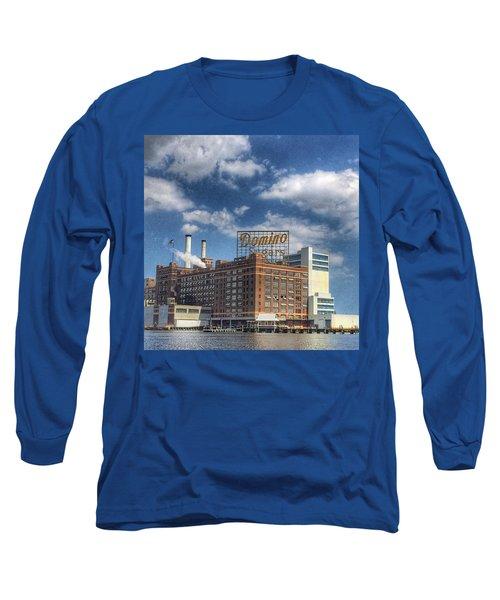 Domino Sugar Long Sleeve T-Shirt