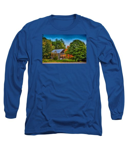 Done With Summer Long Sleeve T-Shirt by Tricia Marchlik