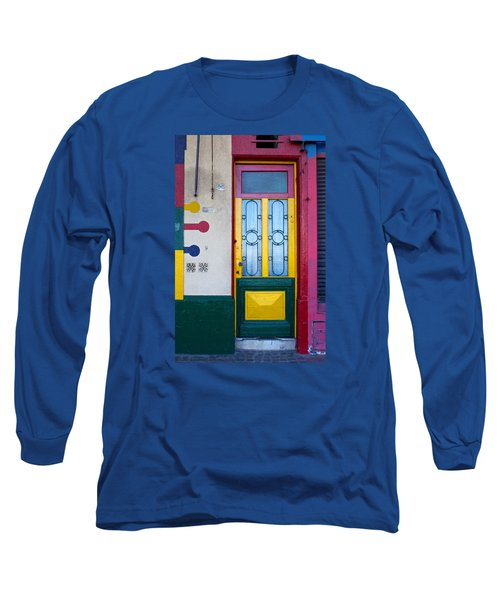 Doors Of San Telmo, Argentina Long Sleeve T-Shirt