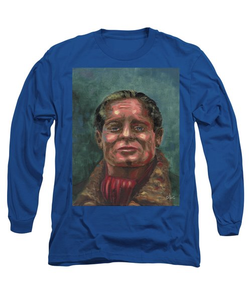 Douglass Bader Long Sleeve T-Shirt