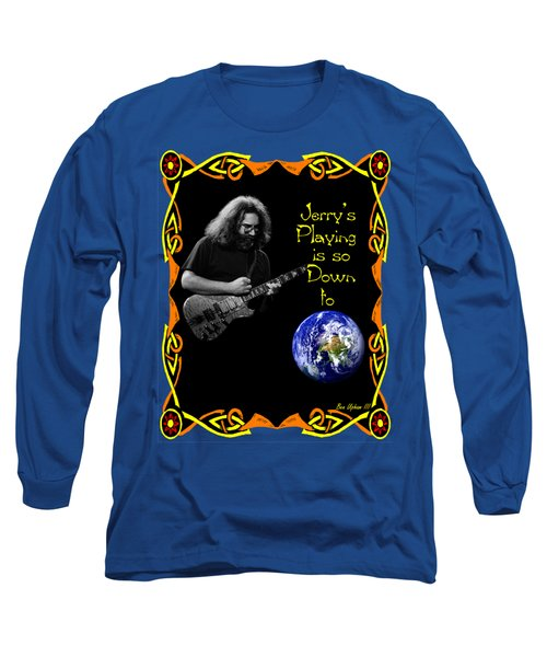 Down To Earth #2 Long Sleeve T-Shirt