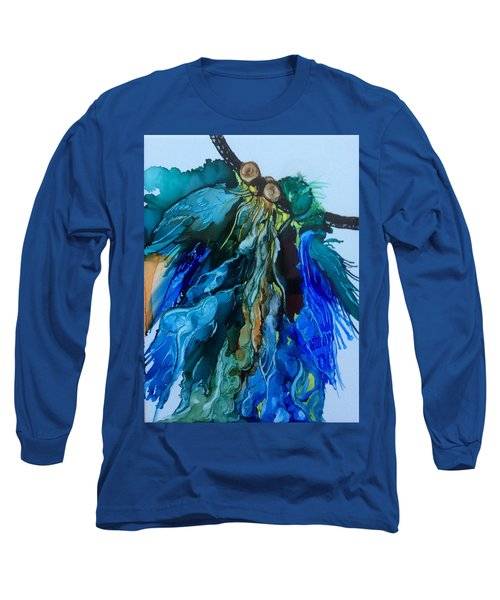 Dream Catcher Long Sleeve T-Shirt by Pat Purdy