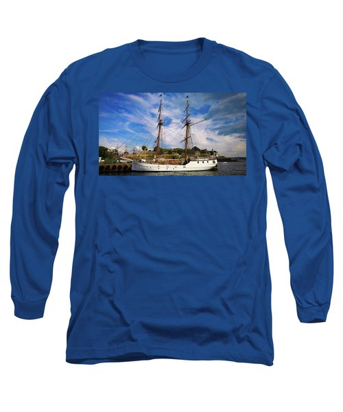 Dream On The Fjord Long Sleeve T-Shirt
