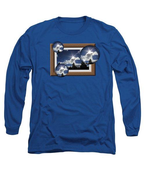Drifting Away Long Sleeve T-Shirt
