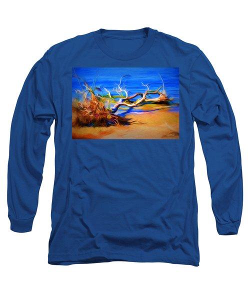 Driftwood Long Sleeve T-Shirt