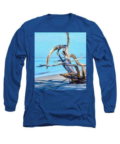 Driftwood On Jekyll Long Sleeve T-Shirt