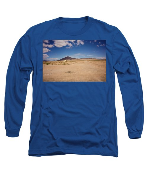 Dry And Oily Long Sleeve T-Shirt