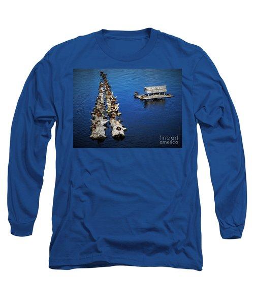 Duck Drop-inn Long Sleeve T-Shirt