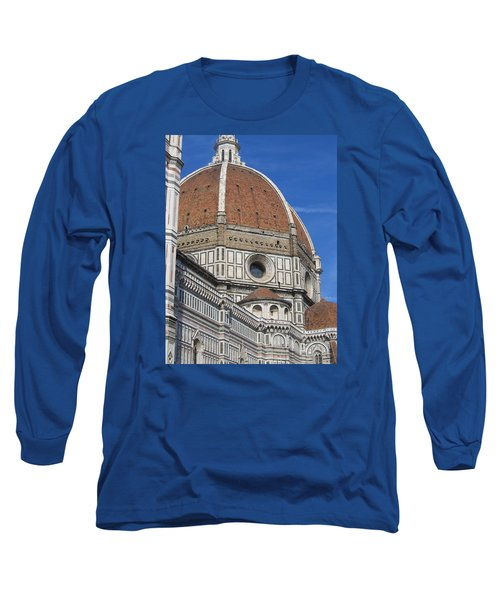 Duomo Cathedral Florence Italy  Long Sleeve T-Shirt