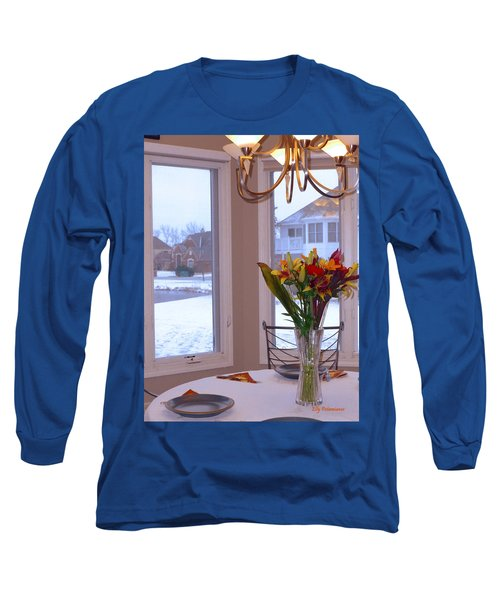 Dusk Dining View Long Sleeve T-Shirt