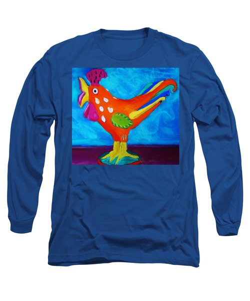 Dusty's Chick Long Sleeve T-Shirt